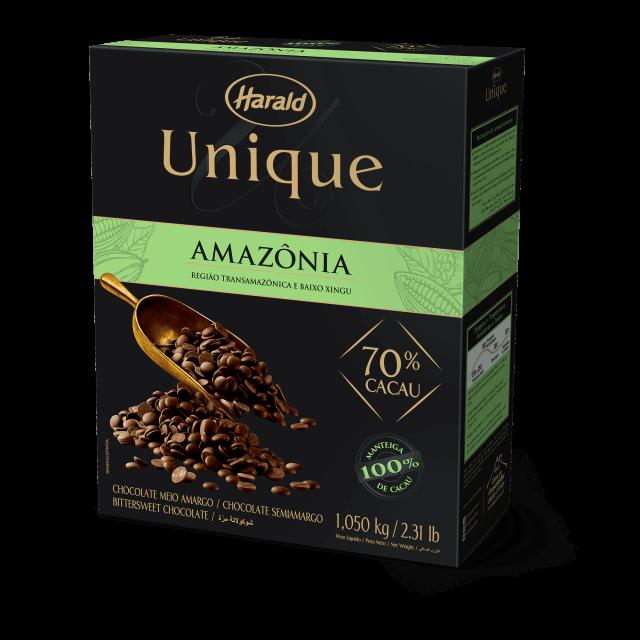 Unique Amazônia 70% Gotas 1,050 kg