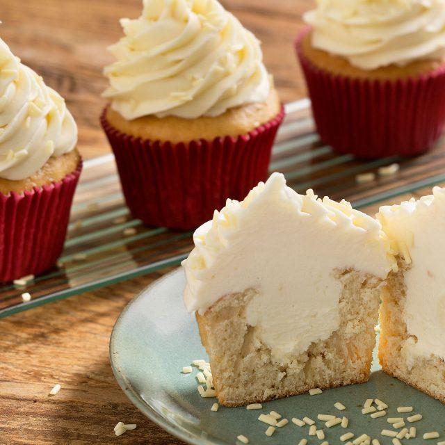 Cupcake de Leitinho