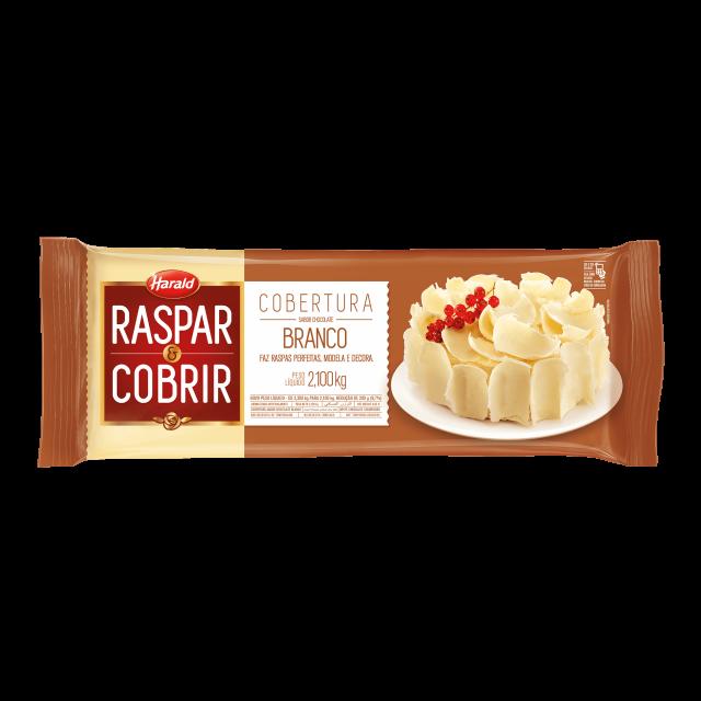 Raspar & Cobrir Branco Barra 2,100 kg
