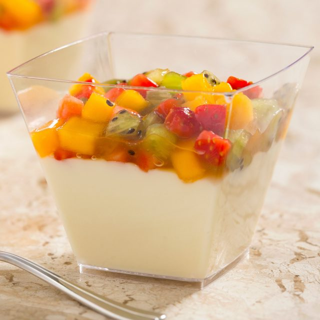 Verrine Tropical