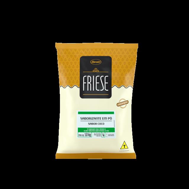Saborizante em Pó sabor Coco Friese 1,0 kg